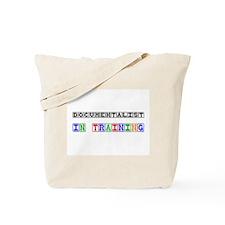 Documentalist In Training Tote Bag