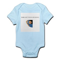 Wanna Be Slung 2 Infant Creeper