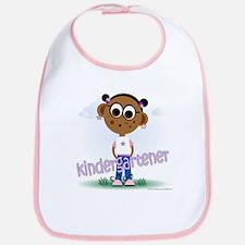Kindergartener Girl (aa) Bib