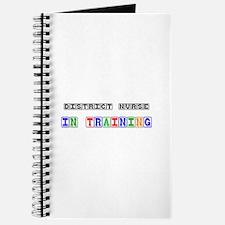 District Nurse In Training Journal