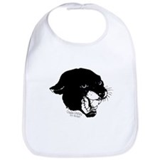 Black Panther Vintage Tattoo Bib