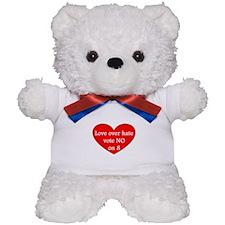 VOTE NO ON 8! (See Description) Teddy Bear