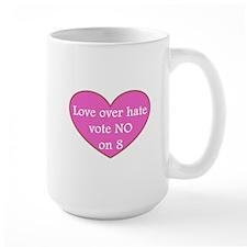 VOTE NO ON 8! (See Description) Mug