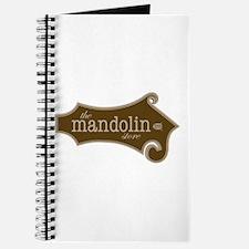 Cute Mandolin Journal