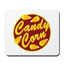 Retro Candy Corn Mousepad