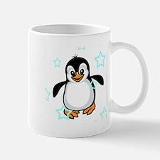 Cute Penguin Shirt Mug
