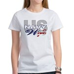 US Navy Wife Women's T-Shirt