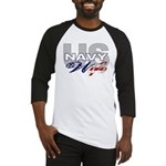 US Navy Wife Baseball Jersey