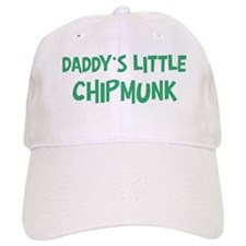 Daddys little Chipmunk Baseball Cap