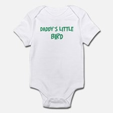 Daddys little Bird Infant Bodysuit