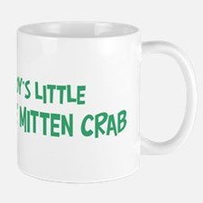 Daddys little Chinese Mitten Mug