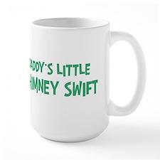 Daddys little Chimney Swift Mug