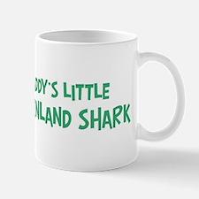 Daddys little Greenland Shark Mug