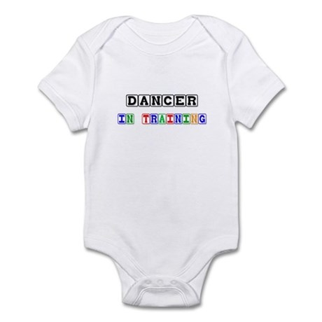 Dancer In Training Infant Bodysuit