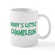 Daddys little Chameleon Mug