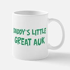 Daddys little Great Auk Mug