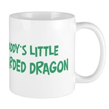 Daddys little Bearded Dragon Mug