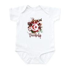 Butterfly Tunisia Infant Bodysuit
