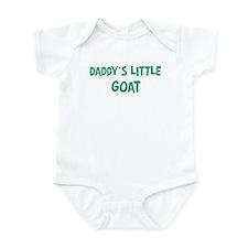 Daddys little Goat Onesie