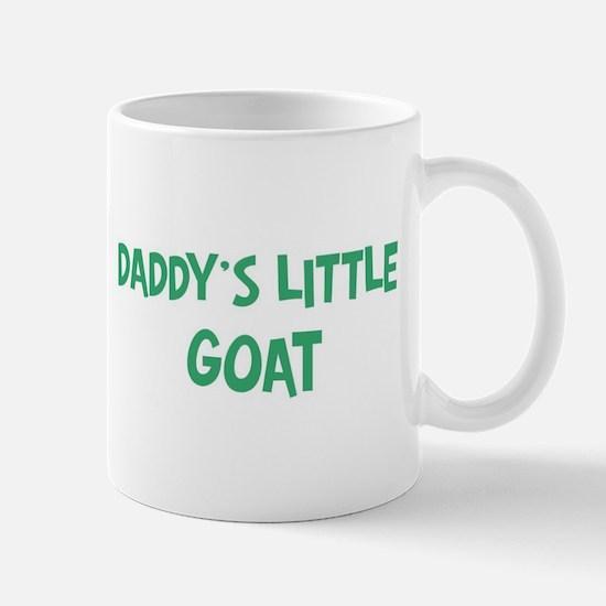 Daddys little Goat Mug