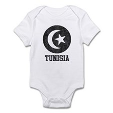 Vintage Tunisia Infant Bodysuit