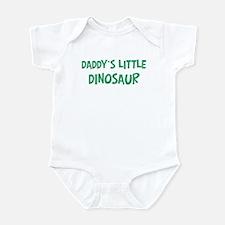 Daddys little Dinosaur Infant Bodysuit