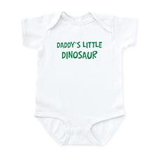 Daddys little Dinosaur Onesie