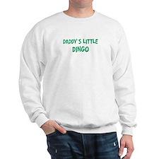 Daddys little Dingo Sweatshirt