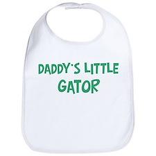 Daddys little Gator Bib