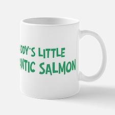 Daddys little Atlantic Salmon Mug