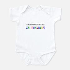 Cytogeneticist In Training Infant Bodysuit