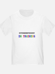 Cytogeneticist In Training T