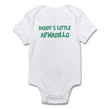 Daddys little Armadillo Infant Bodysuit