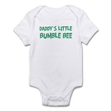 Daddys little Bumble Bee Infant Bodysuit