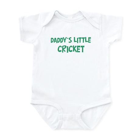 Daddys little Cricket Infant Bodysuit
