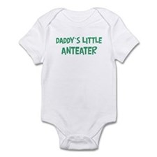 Daddys little Anteater Infant Bodysuit