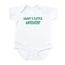 Daddys little Anteater Onesie