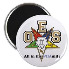 "all in the PHAMILY 2.25"" Magnet (100 pack)"