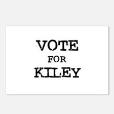 Vote for Kiley Postcards (Package of 8)