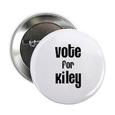 Vote for Kiley Button