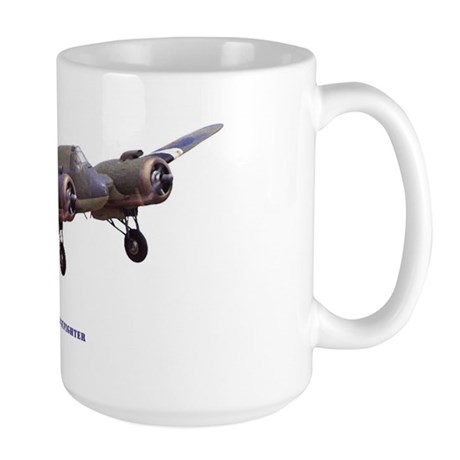 Bristol Beaufighter Large Mug