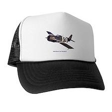 Grumman F4F Wildcat Trucker Hat