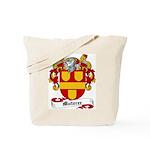 Muterer Family Crest Tote Bag