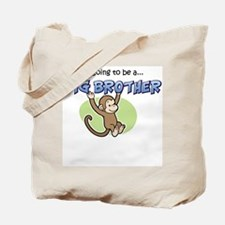 Big Brother to be (Monkey) Tote Bag
