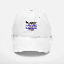 Foxhounds man's best friend Baseball Baseball Cap