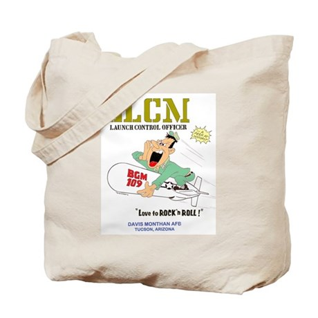 LAUNCH CONTROL OFFICER Tote Bag