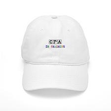 Cpa In Training Cap