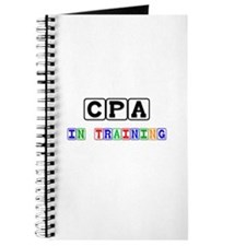 Cpa In Training Journal