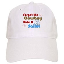 Ride A Sailor Baseball Cap