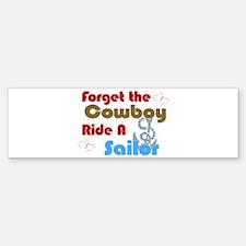 Ride A Sailor Bumper Bumper Bumper Sticker
